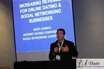 Marc Lesnick at the iDate2007 Miami Dating and Matchmaking Industry Conference