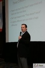 Bill Broadbent (Founder + CEO of Instinct Marketing) at iDate2010 Miami