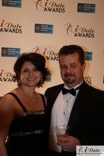 Scott + Emily McKay (X & Y Communications, Award Nominees) at the 2010 Miami iDate Awards