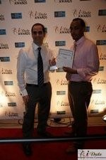 Friendfinder Executives with Best Affiliate Program Award in Miami at the January 28, 2010 Internet Dating Industry Awards