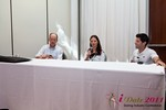 Mobile Dating Panel (Raluca Meyer of Date Tracking) at the June 22-24, 2011 Dating Industry Conference in California