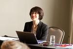 Isabelle Arnaud (ACCC) at iDate2012 Australia
