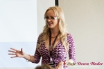Samantha Krajina (Co-Founder) Relationship Rocketscience at the 2012 Australian Online Dating Industry Down Under Conference in Sydney