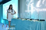 The Awards and Andrea Ocampo at the 2011 Miami iDate Awards