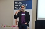 Sam Yagan - CEO - OK Cupid at the 2012 Internet Dating Super Conference in Miami