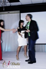 Sam Yagan - OKCupid - Winner of Best Dating Site Design 2012 at the 2012 iDateAwards Ceremony in Miami held in Miami Beach