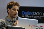 David Khalil (Co-Founder of eDarling) at the 2012 Cologne European Mobile and Internet Dating Summit and Convention
