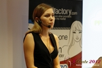 Oksana Reutova (Head of Affiliates at UpForIt Networks) at the September 10-11, 2012 Mobile and Internet Dating Industry Conference in Cologne