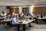 Audience at the September 10-11, 2012 Mobile and Internet Dating Industry Conference in Cologne