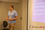Alexander Harrington (CEO of MeetMoi) discusses Social Discovery at iDate2012 L.A.