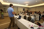 Alexander Harrington (CEO of MeetMoi)  at the June 20-22, 2012 L.A. Internet and Mobile Dating Industry Conference