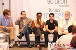 Robinne Burrell (VP at Match.com) during the Final Panel at the June 20-22, 2012 Mobile Dating Industry Conference in L.A.
