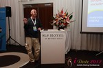 Martin Eyking (CEO of New Media Services) covers False Dating Profiles at the iDate Mobile Dating Business Executive Convention and Trade Show