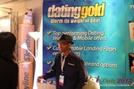 Dating Gold (Exhibitor) at the June 20-22, 2012 Mobile Dating Industry Conference in L.A.