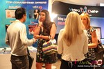 Exhibit Hall at the 2012 Internet and Mobile Dating Industry Conference in L.A.