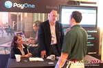 PayOne (Exhibitor) at the 2012 Internet and Mobile Dating Industry Conference in L.A.