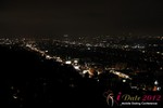 View from the Big Party in Hollywood Hills at iDate2012 L.A.