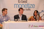 Mobile Daters at the Mobile Dating Focus Group at the 2012 Internet and Mobile Dating Industry Conference in L.A.