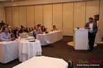 Santanu Basu (Sr Product Manager at Bing) at the June 20-22, 2012 L.A. Internet and Mobile Dating Industry Conference