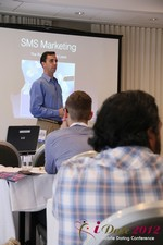 Peter McGreevy covers SMS Marketing Rules and Laws at the 2012 Internet and Mobile Dating Industry Conference in L.A.