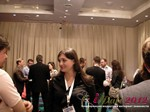 Networking at the October 25-26, 2012  Eastern European Internet and Mobile Dating Industry Conference in Moscow