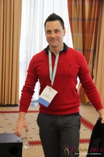 Ademar de Farias Jr (CEO of Bi2Bi) at the September 16-17, 2013 Mobile and Internet Dating Industry Conference in Koln