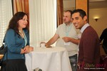 Networking at the 2013 European Online Dating Industry Conference in Koln