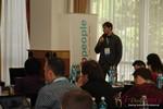 Kestutis Tirksliunas (CEO of Skydater / Skydis) at the 2013 E.U. Online Dating Industry Conference in Köln