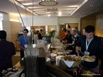 Lunch at the September 16-17, 2013 Koln European Internet and Mobile Dating Industry Conference