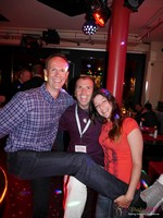 Networking Party at the 2013 European Online Dating Industry Conference in Koln