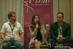Dana Kanze - CEO of Moonit at the 34th iDate2013 L.A.