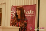 Julie Spira - CEO of CyberDatingExpert.com at the iDate Mobile Dating Business Executive Convention and Trade Show