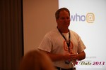Lee Blaylock - Who@ at the June 5-7, 2013 Mobile Dating Industry Conference in L.A.