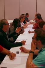 Speed Networking at iDate2013 L.A.