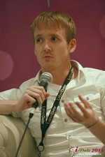 Steve Dean - on the Final Panel at the 34th iDate Mobile Dating Industry Trade Show