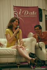 Tanya Fathers - on the Final Panel at the June 5-7, 2013 Mobile Dating Industry Conference in L.A.