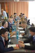 Speed Networking Among Dating Industry Executives  at the 2014 Germany European Union Mobile and Internet Dating Expo and Convention