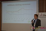 Dennis Hooijenga, Channel Manager at Daisycon on Affiliate Marketing for Dating  at the 39th iDate2014 Koln convention