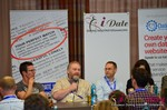 Wayne May of ScamSurvivors, Final Panel  at the 11th Annual European Union iDate Mobile Dating Business Executive Convention and Trade Show