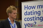 Martin Thor, Sales Manager of Mobile Entertainment at Dimoco  at the 2014 European Union Online Dating Industry Conference in Germany