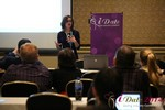 Jessica Carbino - Sociologist @ ThreeDayRule at the January 14-16, 2014 Las Vegas Internet Dating Super Conference