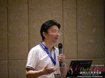 Dr. Song Li - CEO of Zhenai at the 2015 China China & Asia Mobile and Internet Dating Expo and Convention