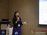 Violet Lim - CEO of Lunch Actually at the May 28-29, 2015 Mobile and Online Dating Industry Conference in China
