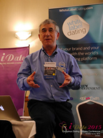 Dave Wiseman Vice President Of Sales And Marketing Speaking To The European Dating Market On Scam Detection Technology at the October 14-16, 2015 conference and expo for online dating and matchmaking in London