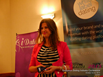 Juliette Prais CEO of Pink Lobster Dating Speaking at CEO Therapy at the 2015 U.K. & E.U. Internet Dating Industry Conference in London