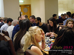 Lunch Among European And Global Dating Industry Executives   at the October 14-16, 2015 London Euro Online and Mobile Dating Industry Conference