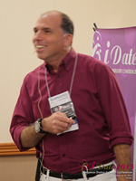 Marc Lesnick Speaking On Utail And Social Promotion For Dating Operators   at the 42nd international iDate conference for global dating professionals in London