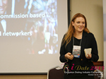 Megan Buquen CEO Matchmakers Circle  at iDate2015 Europe