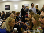 Speed Networking Among CEOs General Managers And Owners Of Dating Sites Apps And Matchmaking Businesses  at the 12th Annual Euro iDate Mobile Dating Business Executive Convention and Trade Show