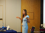 Svetlana Mukha - CEO of Diolli at the 45th iDate P.I.D. Business Trade Show